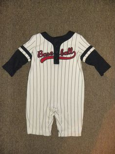 gymboree baby boy baseball outfit 3-6 months-item#353