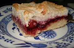 Down to Earth: Baking - cherry slice