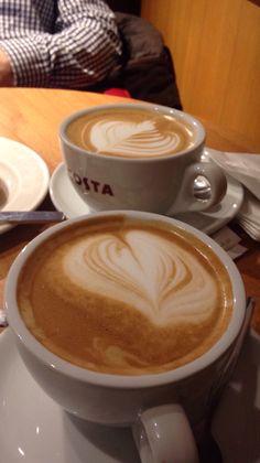 Ross on wye aesthetic food and drink Fresh Coffee, Coffee Love, Coffee Photography, Food Photography, Coffee Facts, Biryani Recipe, Coffee Photos, Applis Photo, Food Snapchat