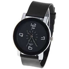 Reloj moderno color negro con correas de silicona. RESERVADO