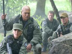 Stargate SG-1...miss this show