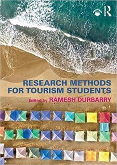 This text encourages students to think about the importance of research in informing good practice and to appreciate the role that it plays in the tourism industry. Additionally, it provides students with innovative ideas and inspiration to undertake their own research work in tourism and inform them of the wide diversity of research strategies and contexts that are available.