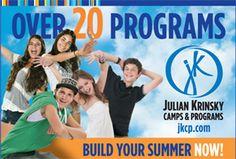 Julian Krinsky Camps and Programs- #SummerCamp in #PhiladelphiaPA