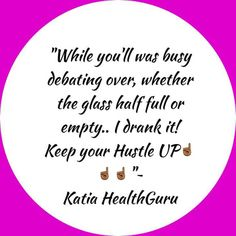 "#CatchIT #Message Keep pressing toward your dreams and goals...  Katia J. Powell Your OFFICIAL Nutrition Geek & Expert in Health and Fitness Wholistic Health Practitioner Founder/CEO of FitBodySquad Co-Founder/COO of Techtrition ""Lost 200lbs & Kept it OFF!"" #FitBodySquad #Techtrition #mobilehealth #Technology #HerbaDivas #Motivation #WatchMeorJOINUS #fitnessaddict #fitspo #workout #bodybuilding #cardio #gym #train #training #photooftheday #herbalife24 #health #healthy #instahealth…"
