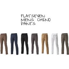 #FLATSEVEN #MENS #CHINO #PANTS #mens fashions #mens pants #style #cybermonday #blackfriday