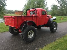1949 Legacy Dodge Power Wagon 6