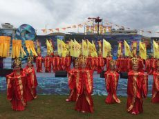#Kunming holds cultural festival to commemorate Chinese navigator Zheng He and spread his spirit