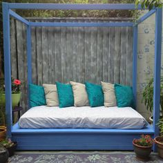 Outside Beds outside bed | outside bed | pinterest | beds