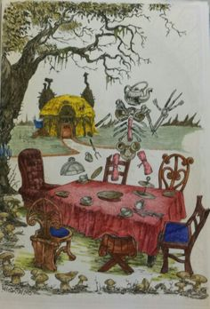 Alice's Nightmare in Wonderland - kg