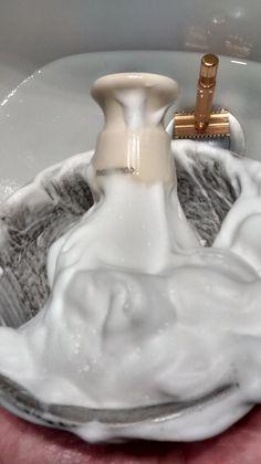 Saponificio Varesino, 5th day using it, beta 4.0, felce aromatica. Great soap
