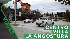 Ciudad de Villa la Angostura, Neuquen Argentina