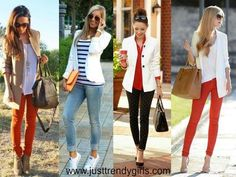 casual blazer styling ideas, Casual blazers styling ideas http://www.justtrendygirls.com/casual-blazers-styling-ideas/
