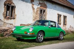 Obzreli sme sa za minulosťou Porsche 911 Targa z roku 1971 Porsche 911 Targa, Modeling, Vehicles, Cars, Motorbikes, Rolling Stock, Autos, Automobile, Vehicle