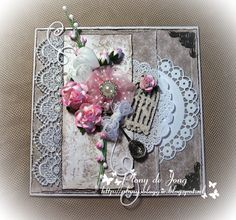 We Love Vintage Challenge Blog: Shabby chic