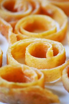 birsalmagumicukor02 Roll Ups, Onion Rings, Favorite Recipes, Treats, Ethnic Recipes, Sweet, Food, Tangled, Sweet Like Candy