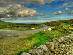 Road over the Sloc