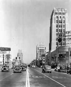 L.A. Wilshire 1950s