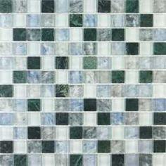 Glacier Mountain - Squares (Rome) - Glacier Mountain - Stone Tiles - Home Improvement