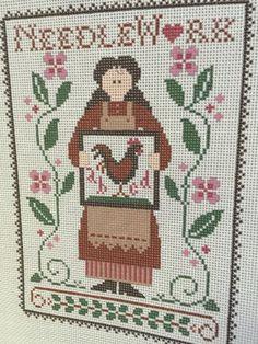 EWE The Stitching Shaker Lady