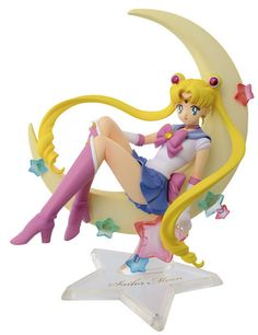 Sailor Moon Sailormoon Figure Ichiban Prize NO Locket Wand Rod Japan Powder Pen