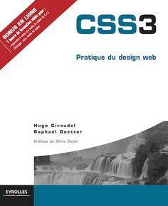 Livre CSS 3 Pratique du Design Web