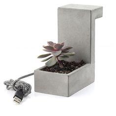 Lampe de Bureau en Ciment -Pot  21,59 €