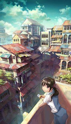 Wunderbare Cityscapes von Chong Fei Giap | KlonBlog