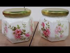 1 million+ Stunning Free Images to Use Anywhere Diy Bottle, Bottle Art, Bottle Crafts, Diy Crafts For Gifts, Crafts To Make, Decoupage Jars, Plastic Bottle Flowers, Shabby Chic Crafts, Crochet Home Decor