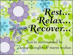Get well!