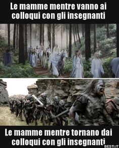 {Sends in the elephants & lions & watches their backs! Italian Memes, World Of Gumball, All Gods Creatures, Me Too Meme, Lotr, The Hobbit, Vignettes, I Laughed, Funny Jokes