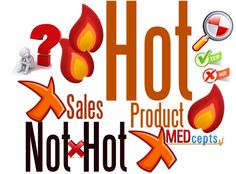 Medical Products for Independent Reps and Distributors: What makes a great product to promote? A  Philosophical View from an Independent Medical Sales Rep's position - Is the Product Hot or Not? http://www.medcepts.com/pages/medical-sales-reps.html