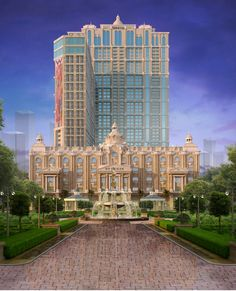 gorgeous! | #starwoodhotels | Not opening until Jul 1, 2016 St. Regis✯ Starwood Hotels - Dubai
