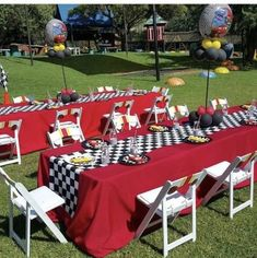 Cars birthday party decorations boys monster trucks 61+ Super ideas #party #birthday #cars