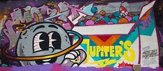 Graffiti Sporthal Nylan (NL) October 2012 art kunst streetart Leeuwarden Friesland Nederland Photo by: Jascha Hoste