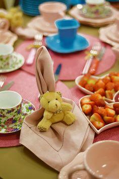 Casa Kaiada + Café da Manhã com mesa decorada | Andrea Velame Blog
