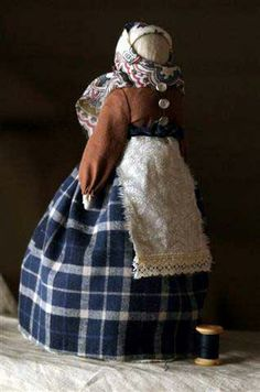 Кукла Крестьянка