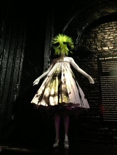 Punk : from Chaos to Couture. New York - MET Costume Institute. 2013