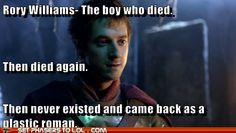 And then died a few more times and then was transported back in time to die of old age and then went back into the future and then once  again never existed....