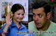 Famous Dialogues from Salman Khan's Bajrangi Bhaijaan