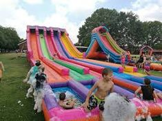 We offer the perfect entertainment for your child s birthday party or other events with half day, full day and overnight hire. Just you need to do is just call us and make a booking with us. We will deliver, install and pack up for you according to party schedule. We are flexible with the time, so why not book your kids favorite castle today to make them really happy. Safety is our main concern that's why our all the castles carry full public liability insurance. We Are Family, Water Slides, Above And Beyond, Party Accessories, Castles, Schedule, Children, Kids, Sumo