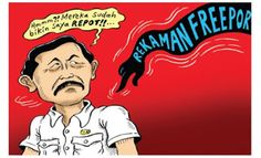 Mice Cartoon, Rakyat Merdeka - Desember 2015: Luhut Repot