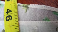 Make A Tiny 1/8 inch Couture Hem for Sheer Fabrics
