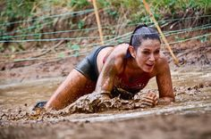 #race #run #extreem running #mud #fun