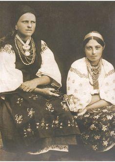 українка, національний костюм