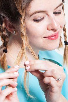 Overnight Hair Tips - Style Tricks, Advice