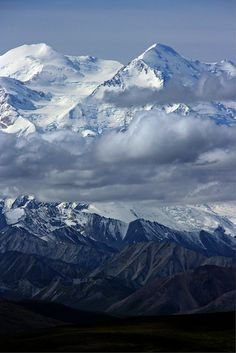 At some 18,000 feet, Mt. McKinley's base to peak rise is considered the largest of any mountain situated entirely above sea level. Measured by topographic prominence, it is the third most prominent peak after Mount Everest and Aconcagua.