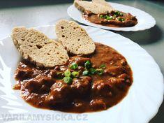 Vyzkoušené zdravé recepty Meatloaf, Food, Essen, Meals, Yemek, Eten