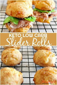 Keto Fathead RollsKeto fathead rolls use the very popular fathead pizza dough with a few little tweaks to make this amazing recipe! Use these low carb fathead rolls for sliders, sandwiches, or even dinner rolls. These delicious fathead rolls are als No Bread Diet, Best Keto Bread, Ketogenic Recipes, Diet Recipes, Healthy Recipes, Ketogenic Diet, Lunch Recipes, Protein Recipes, Diet Meals