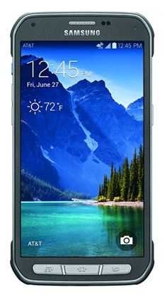 Samsung Galaxy S5 Active, Titanium Gray 16GB (AT&T) | Your #1 Source for Mobile Phones, MP3 Players & Accessories