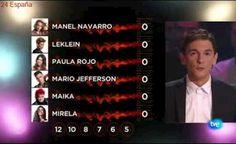eurovision 2017 españa candidatos